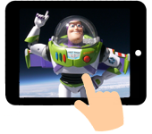 Kleed Buzz Lightyear